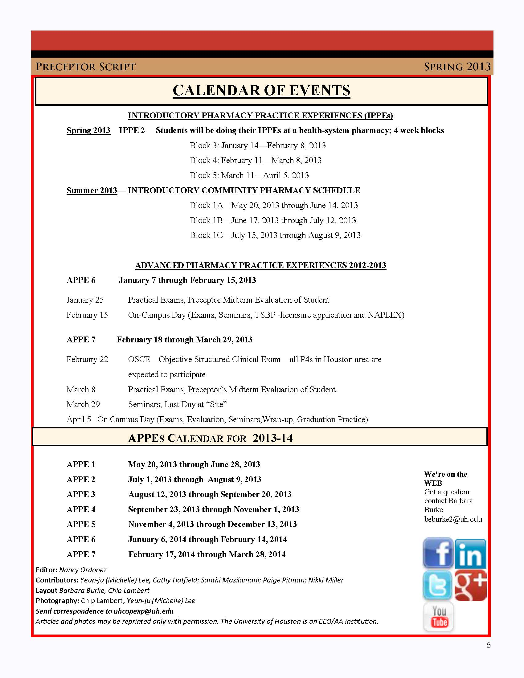 academic pharmacy Academic standards student  these scheduled breaks, as well as the overall doctor of pharmacy calendar may be modified by either action of the college faculty.